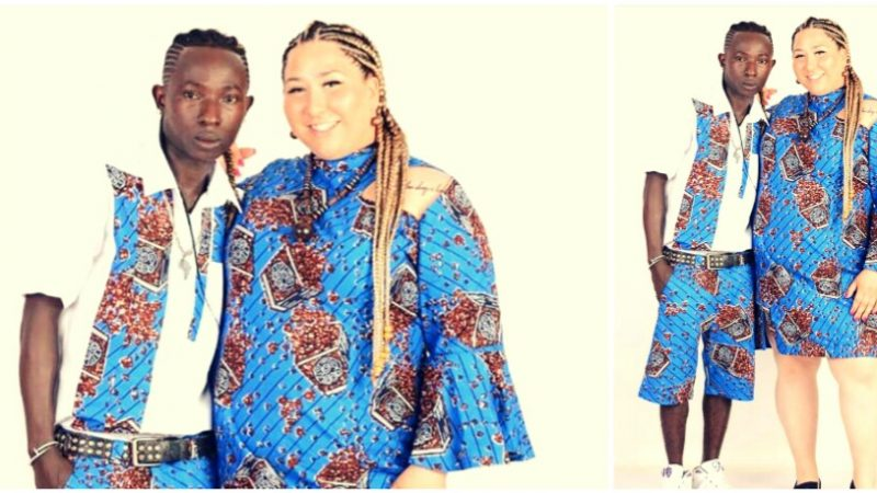 Patapaa Suffers Broken Heart As His German Girlfriend Dumps Him For A Rich Nigerian Guy