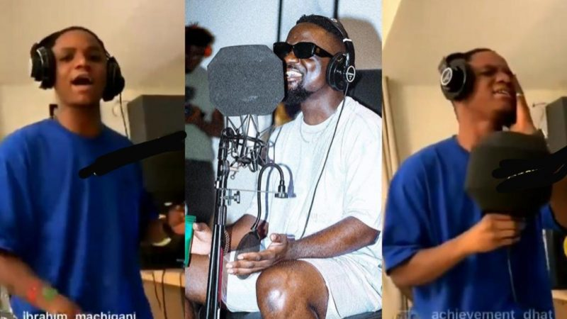 Sarkodie Discovers Virgin Talent, Listen To A Snippet Of Their New Hit Song – Video