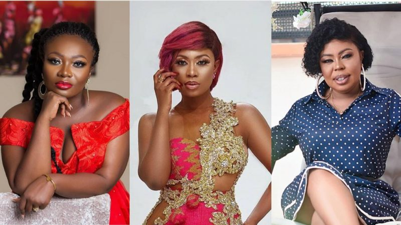 Female Celebrities Send Encouragement And Heartwarming Messages To Selly Galley After Her Incident Yesterday