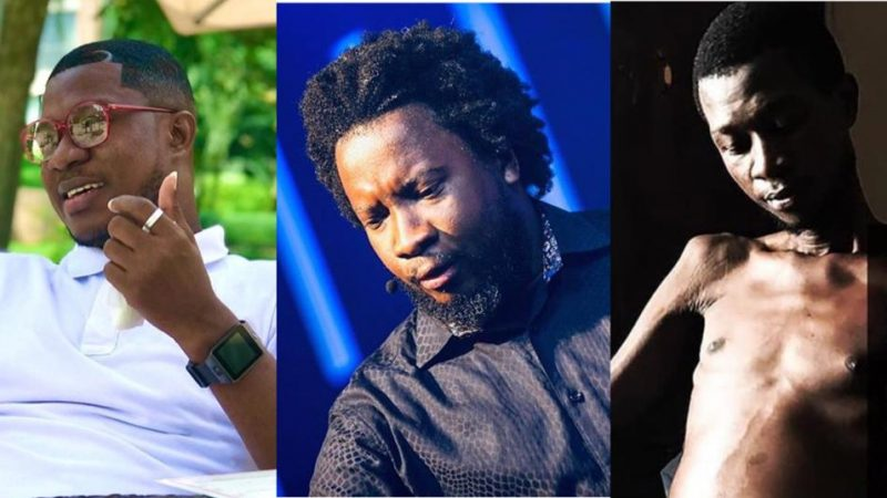 People Break Down As Sonnie Badu Shares His Deep Conversations With Ray Styles Before His Demise