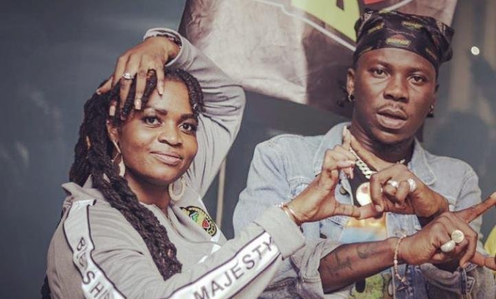 Stonebwoy's Girl Ayisha Modi, Reveals Why She Has Become A Die Hard And Number 1 Fan Of Stonebwoy