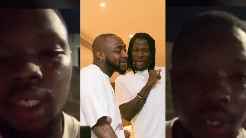 Young Boy Reveals How He Was Beaten By Davido And Stonebwoy For Putting Out A Video Of Their Video Shoot