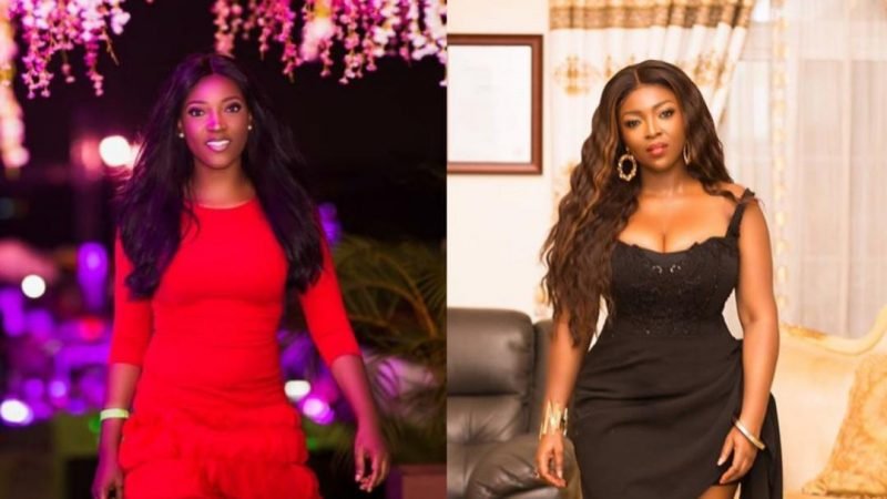 Meet Yvone Okoro's Younger Sister Who Is Twice Prettier Than Her And Celebrating Her Birthday Today