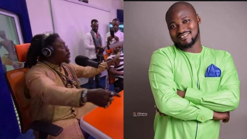 Funny Face Is Mad – Father Of Vanessa, Funny Face's BaBy Mama (video)