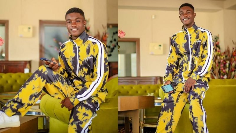 MzBel's Crushes On Her Son As She Shares Stunning Photos Of Him (Photos)