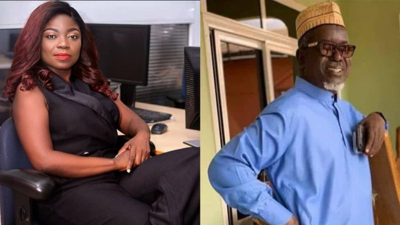 Afia Pokua Mourns The Late CEO Of Chocho Industries