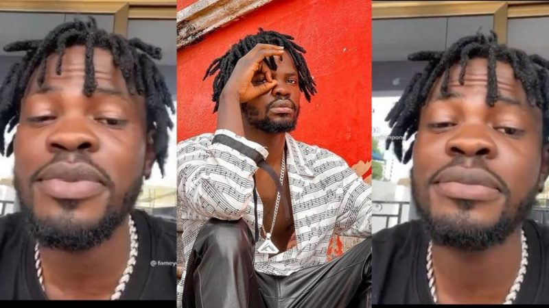 If You're My Friend And You Don't Post My Music Don't Ask Me Money – Fameye States His Mind