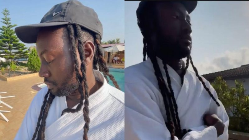 The Tears Are Not Even Coming – Pappy Kojo Reacts Over Broken Heart