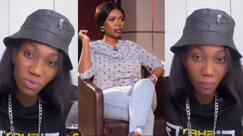 Delay Unfollowed Me A Year Ago – Wendy Shay Breaks Silence On Delay's Complain About Her(video)