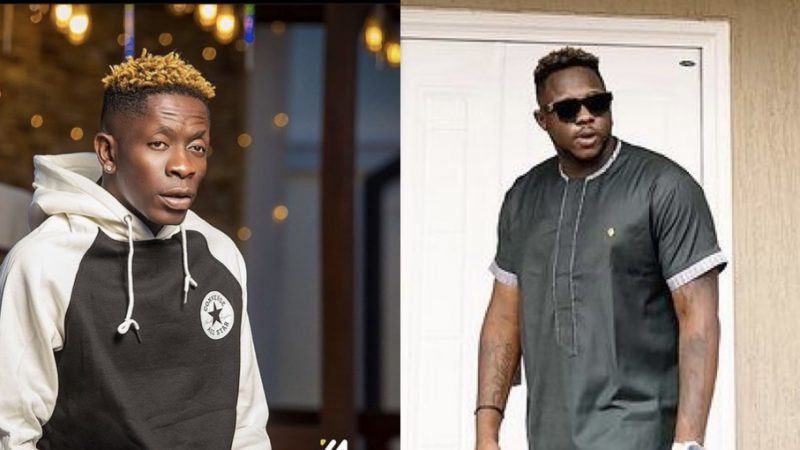 Shatta Wale Lost Of Words As Medikal Gives Him A Special Room In A Mansion He Is Building