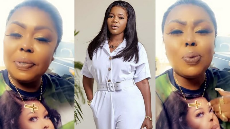 Afia Schwarzenegger – As A Christian I Have Forgiven MzBel And She Is Now My Sister