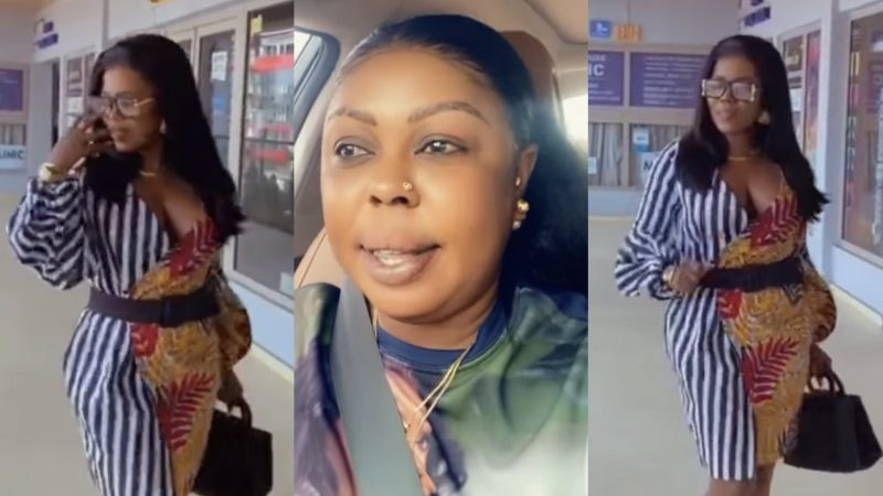 Business People Don't Mingle With Mouth Rubbishing People – MzBel Shades Afia Schwarzenegger