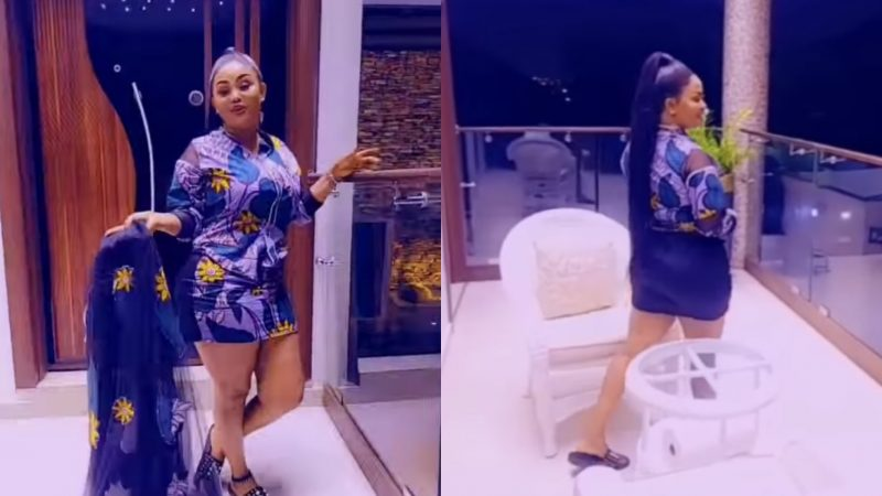 Nana Ama McBrown Flaunts Her Plush And Elegant Home – Video