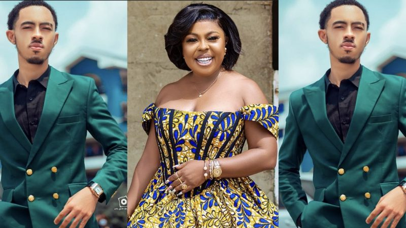 Afia Schwarzenegger Reveals Why She Doesn't Want Her Sons To Marry A Ghanaian