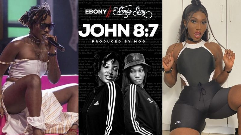 Bullet To Drop The Late Ebony's Favorite Song As She Featuring Wendy Shay As She Celebrates Her Birthday