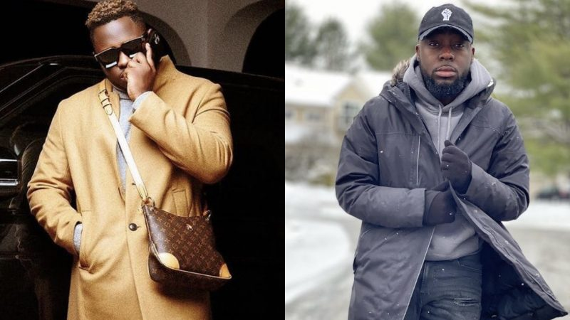 This Is Why Medikal And Teephlow Are Beefing – Screenshots