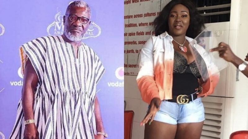 My Artiste Kim Maureen Is Lazy – Ebony's Father Reveals Why His Artiste Is Not Working