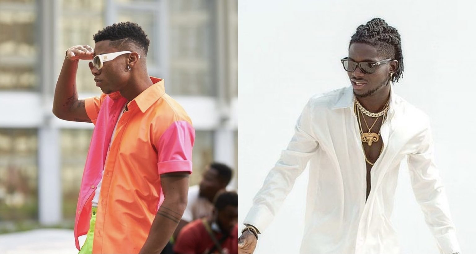 Kuami Eugene Doesn't Know How To Talk, He Talks Anyhow – Kidi