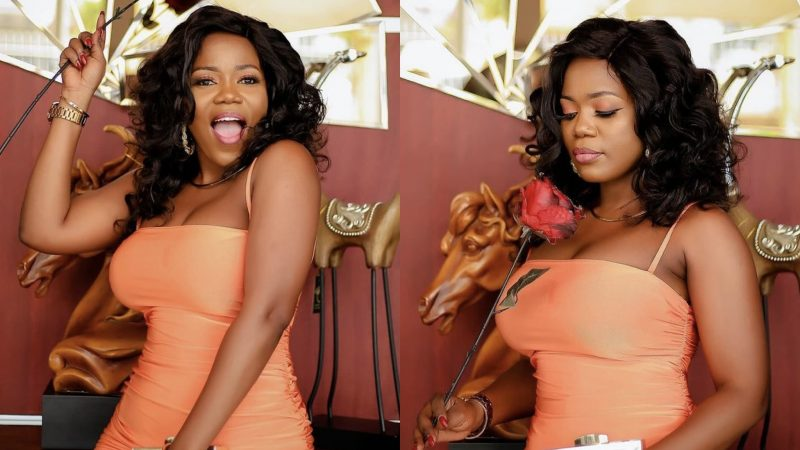 No More Cursing? – MzBel Settles Her Issue With Naa Ye Wei (video)