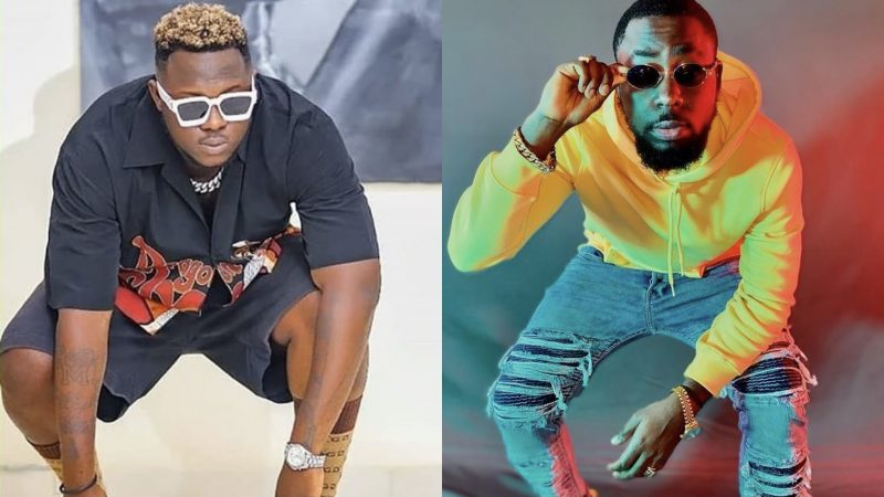 (Beef) Ofui Take The Smoke Do Hit Song – Medikal Blasts Teephlow In His Reply To Him