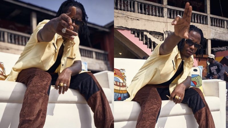 Your Champions Call Me Champion – Kelvyn Boy Brags Once Again With New Photos