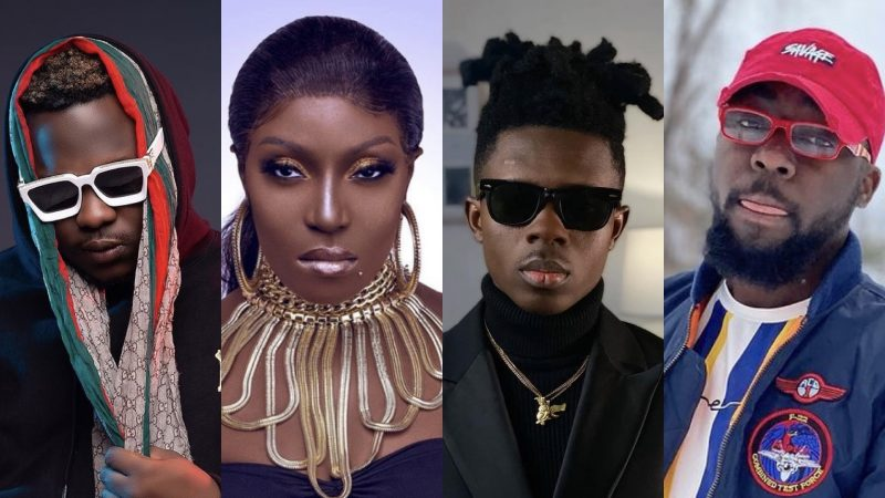 Strongman, Eno And Others React To Medikal Vs Teephlow's Beef