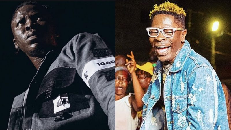 Stonebwoy Replies Shatta Wale For Saying He Copied His 1Don To 1Gad (+video)