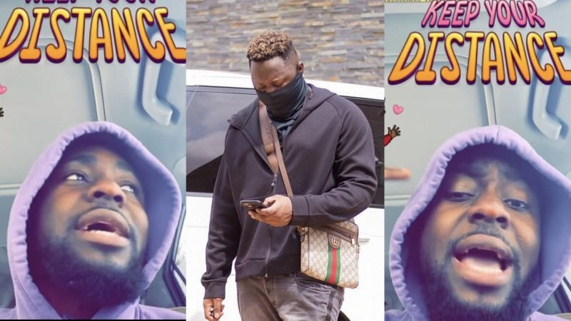 Teephlow Lashes Medikal In New Freestyle – Video