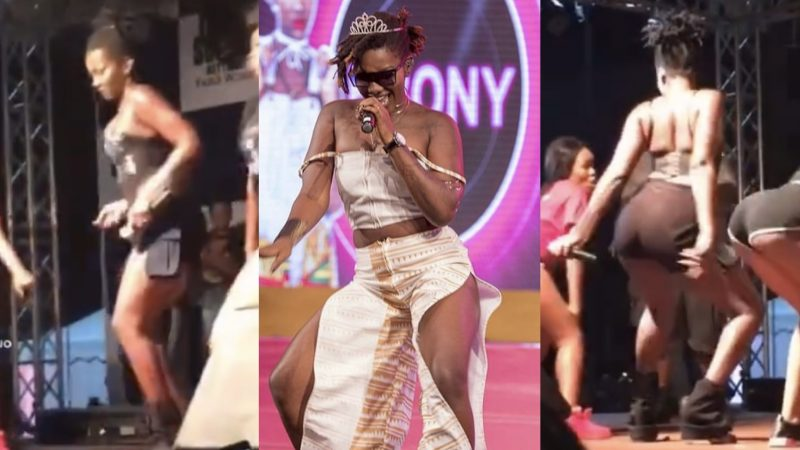 It's Three Years Since Ebony Left Us, This Video Of Her Will Make You Miss Her More (video)
