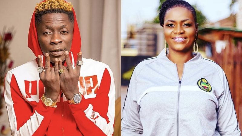 Shatta Wale And Ayisha Modi Squash Their Beef