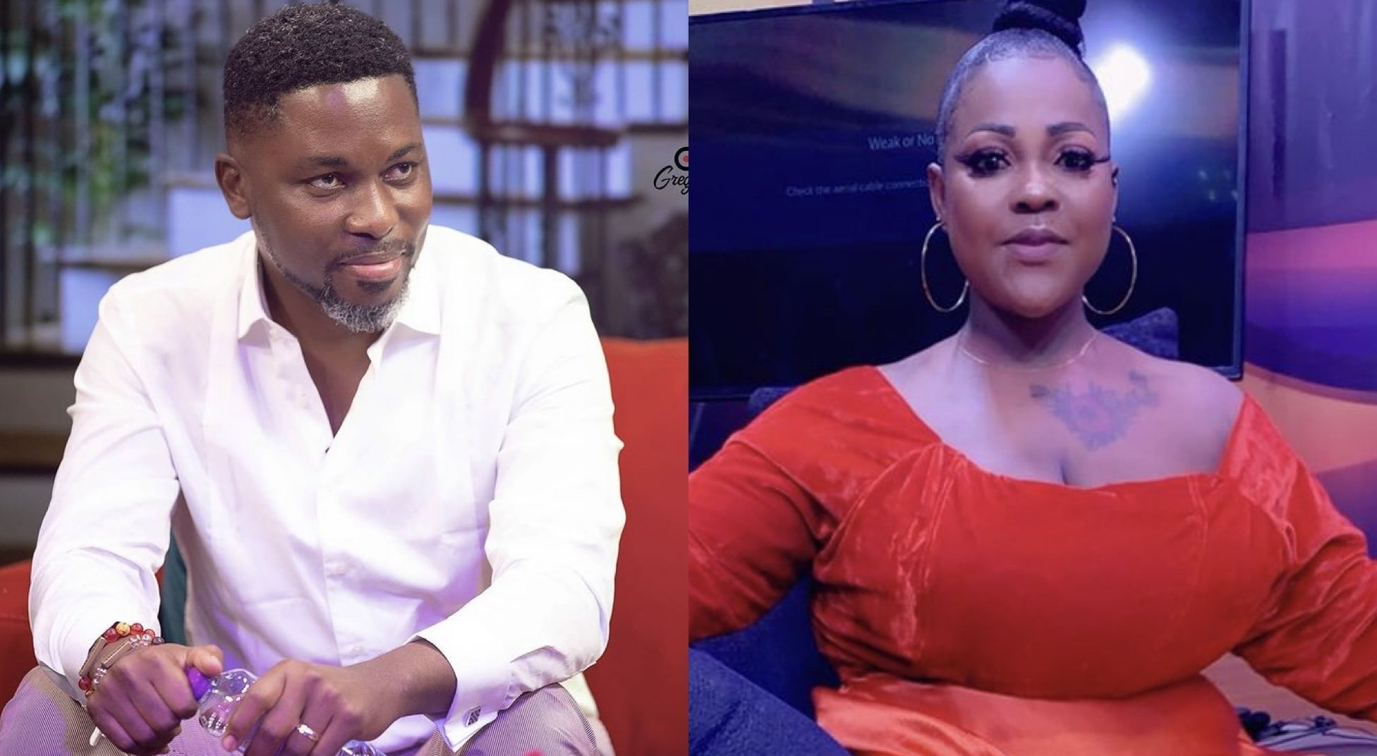 My Wife And Children Can Never Be Stranded – A Plus Reacts To Mona Gucci's Allegations
