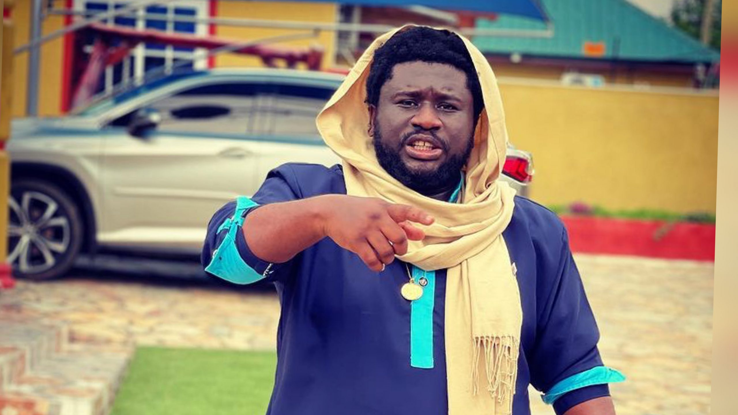 Image result for A Popular Ghanaian Rapper Is Married To A Demi-God – Ajagurajah Discloses