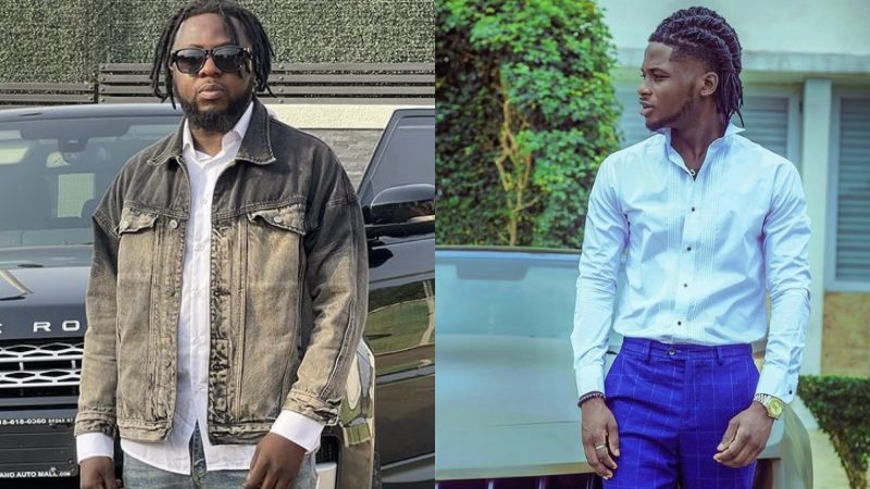 Guru Gives Kuami Eugene An Senior Reply For Claiming He Refused His Feature Because He Disrespected Richie