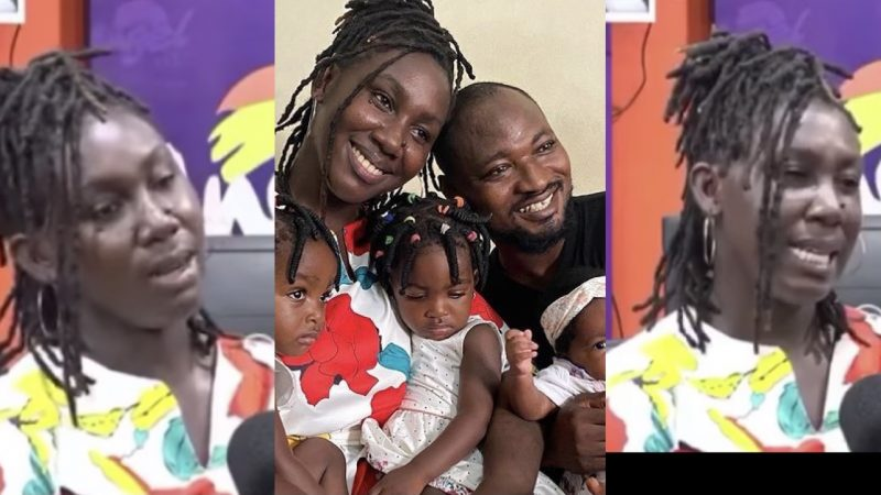 Funny Face's BaBy Mama, Vanessa Speaks After Visiting Him And Reveals Why She Forgave Him