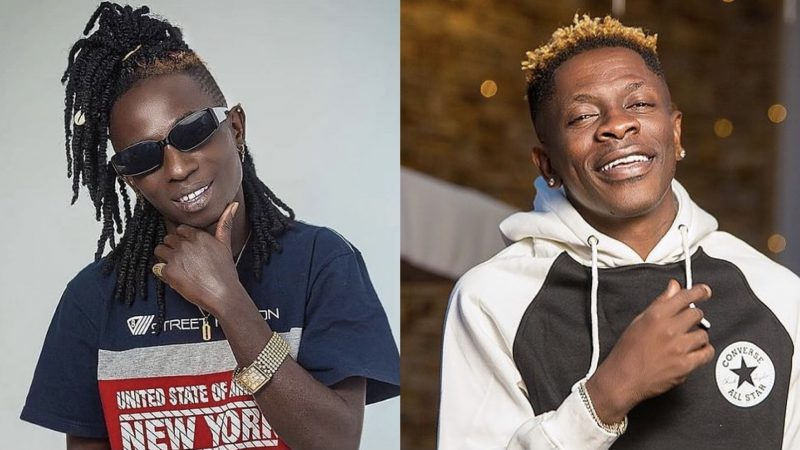 Shatta Wale Disappoints Patapaa, Causes Him To React On Social Media