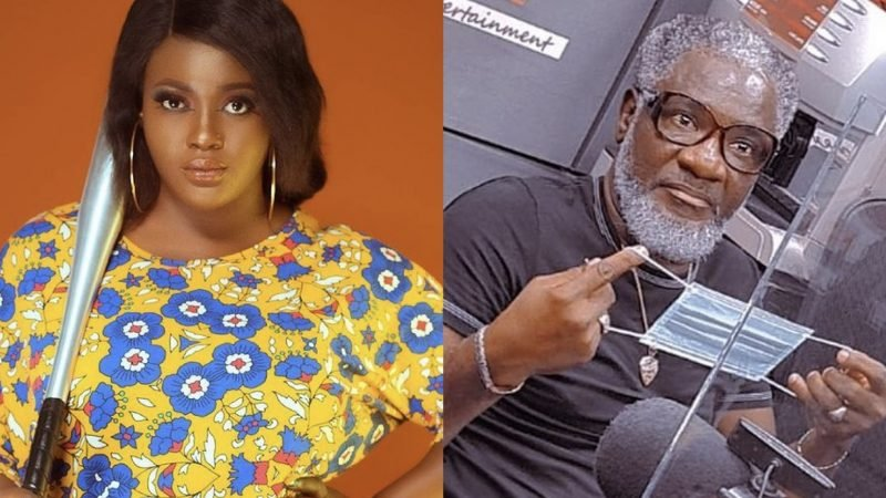Kim Maureen, Ebony's Replacement Reveals The Things Starboy Kwarteng Put Her Through