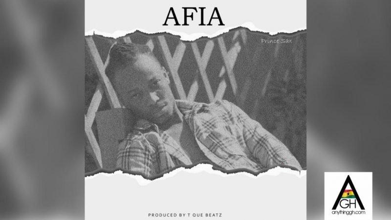 Prince Sax – Afia