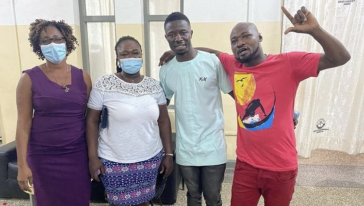 Kwaku Manu And Funny Face's Family Settle The Misunderstanding Between Them