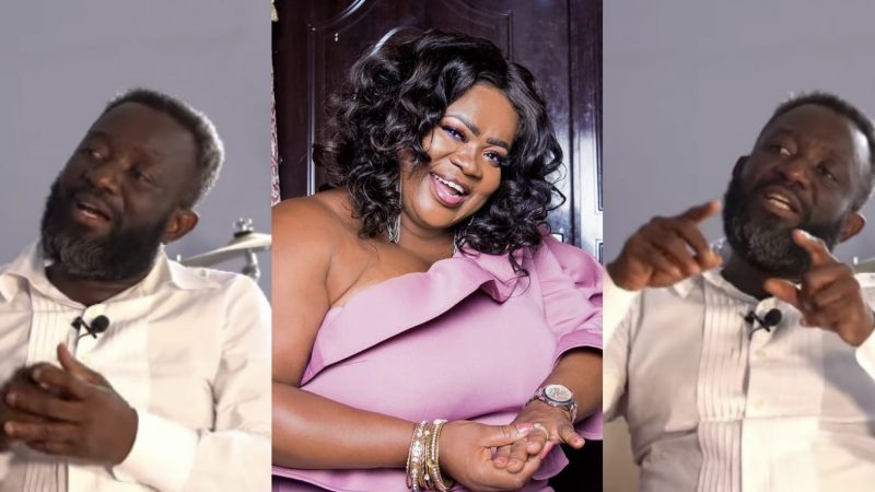 Mercy Asiedu's First Pay Was GHC 30 When I Started Using Her – CEO Of Miracle Films