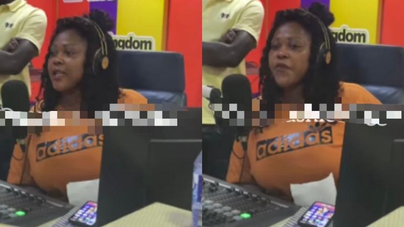 Mona Gucci Joins Kingdom Fm, To Host A Program Which Has MzBel And Akumaa As Competitors
