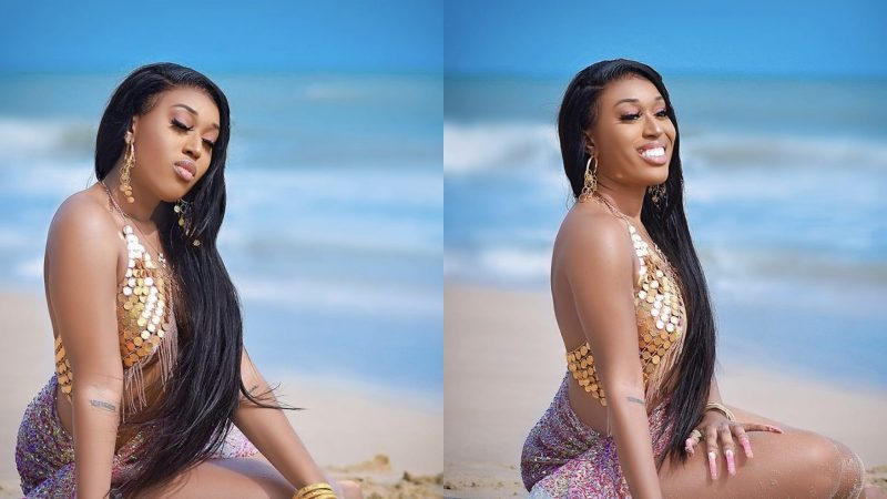There Was A Force To Work Together With Wendy Shay, That's Why We Kept Fighting  – Fantana