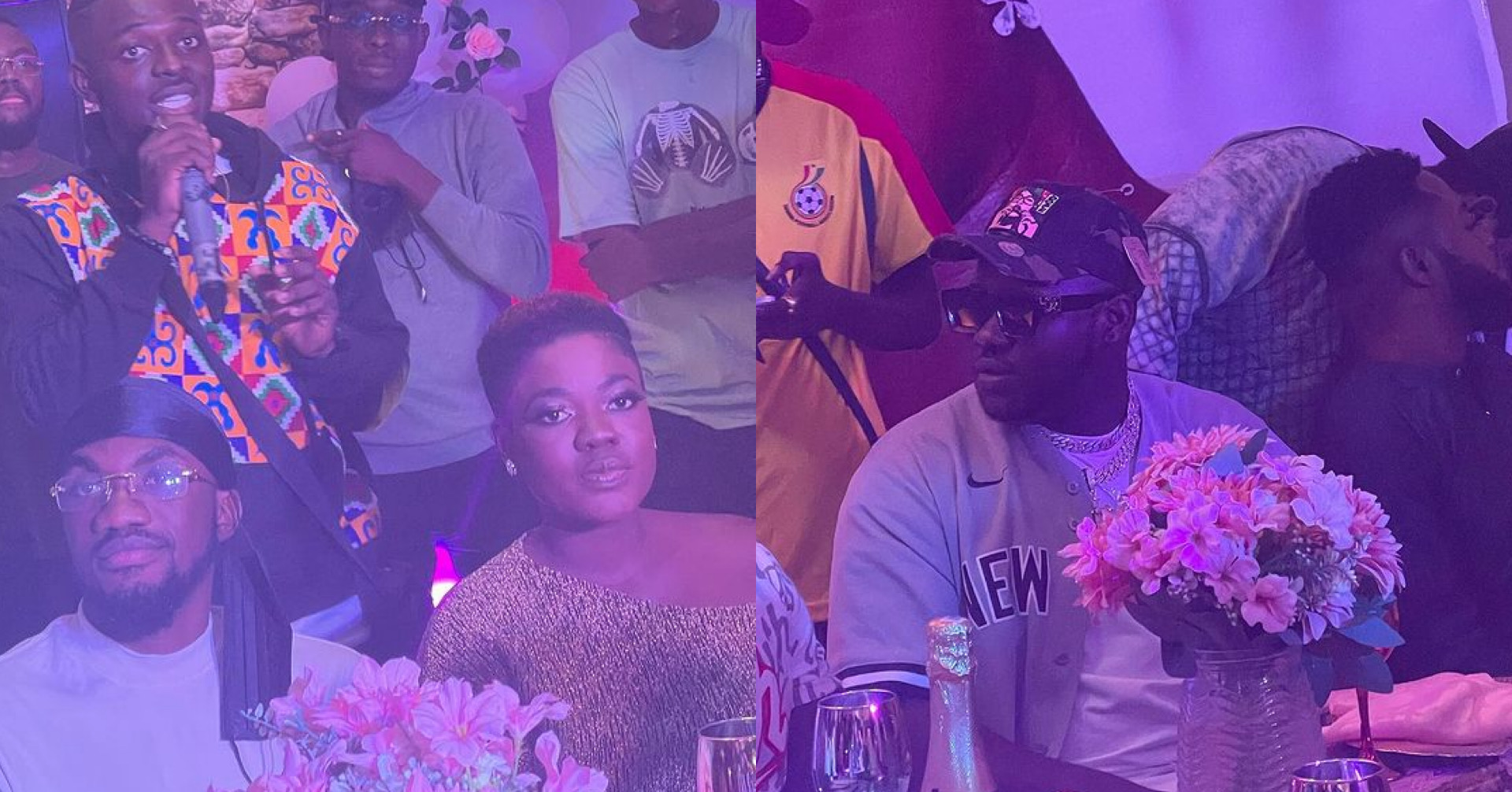 Medikal, Mr Drew And Others Joins TikTok Star Asantewaa's Birthday Party  (video) - AnythingGh